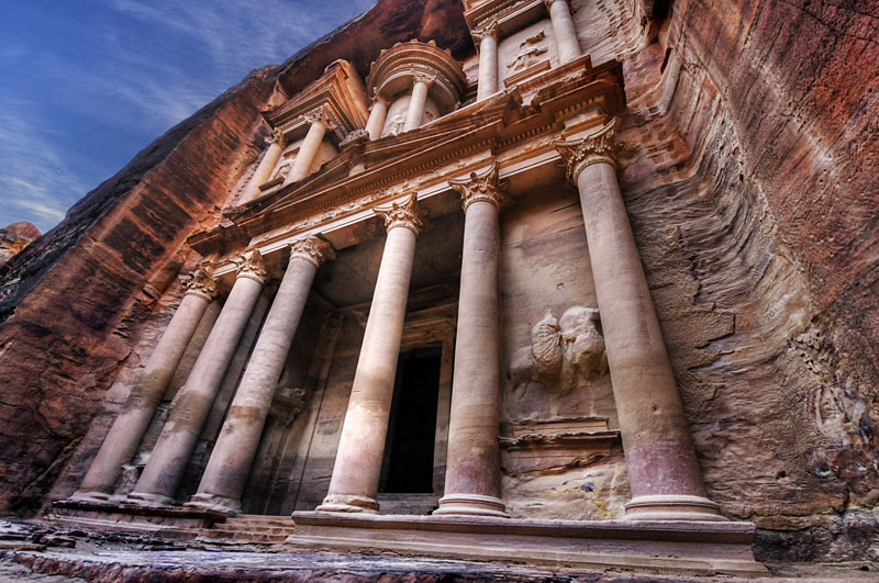 The Treasury- Petra, Jordan
